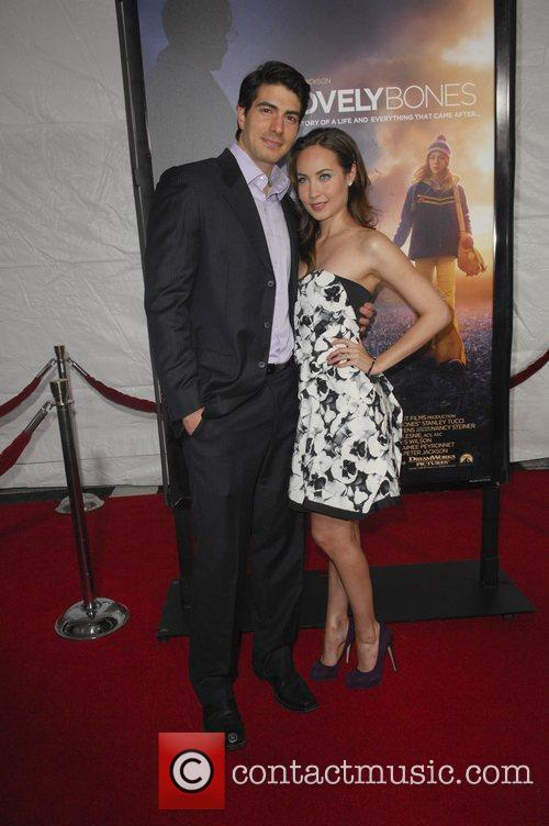 Brandon Routh and Courtney Ford 4