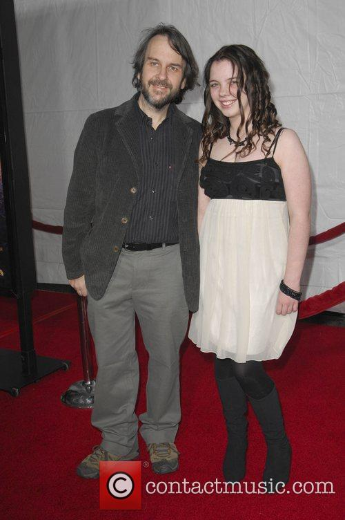 Peter Jackson and Daughter Katie 4