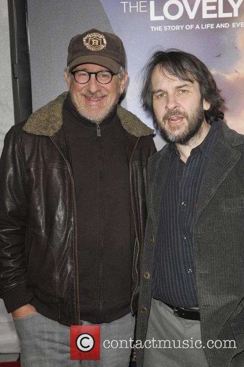 Steven Spielberg and Peter Jackson 4