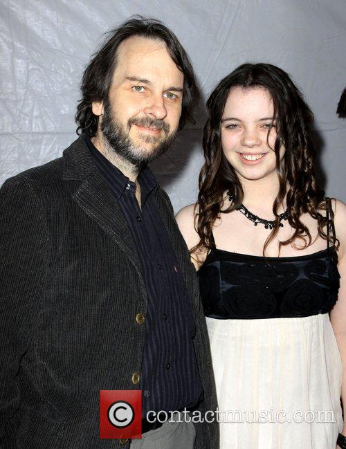 Peter Jackson and His Daughter Katie Jackson 6