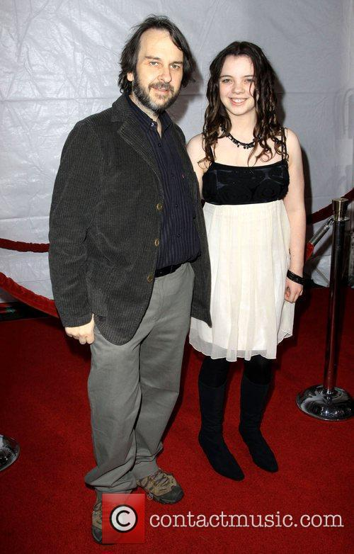 Peter Jackson and His Daughter Katie Jackson 10