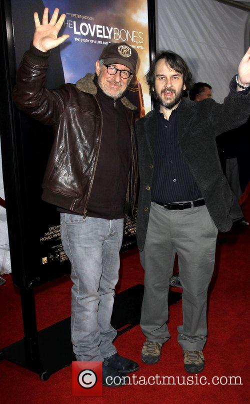 Steven Spielberg and Peter Jackson 1