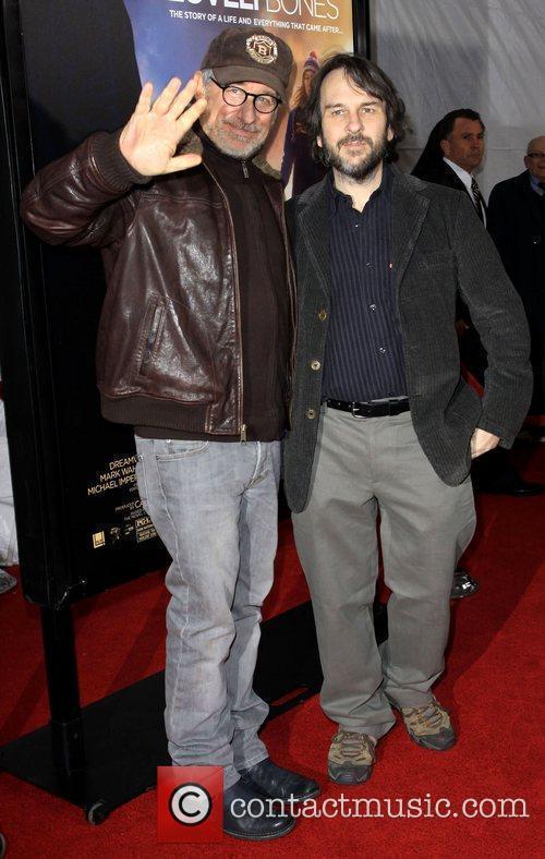 Steven Spielberg and Peter Jackson 7