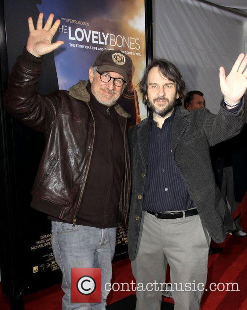 Steven Spielberg and Peter Jackson 7