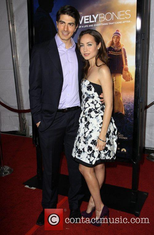 Brandon Routh and Courtney Ford 7