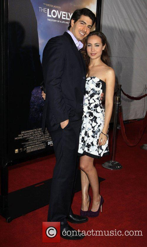 Brandon Routh and Courtney Ford 8