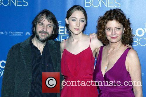 The premiere of the film 'The Lovely Bones'...