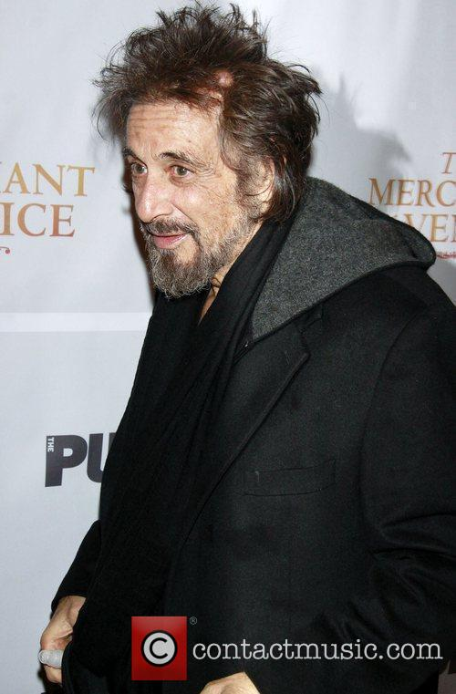 Al Pacino, Celebration and The Merchant Of Venice 8