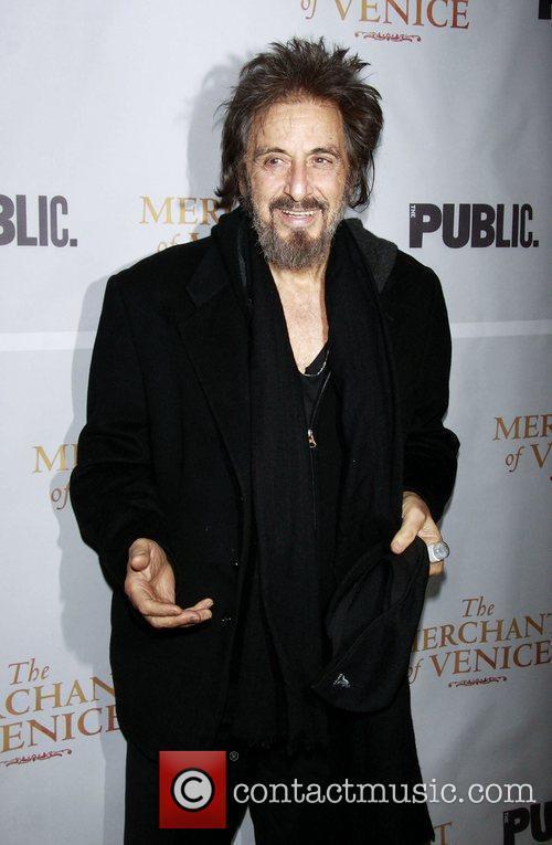 Al Pacino, Celebration and The Merchant Of Venice 7