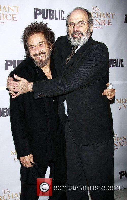 Al Pacino, Celebration and The Merchant Of Venice 1