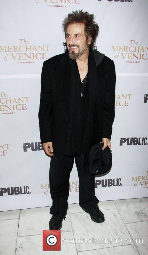 Al Pacino, Celebration, The Merchant Of Venice
