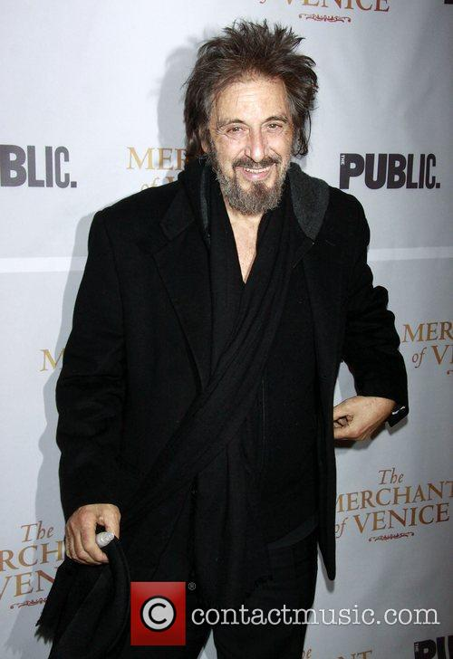 Al Pacino, Celebration and The Merchant Of Venice 3