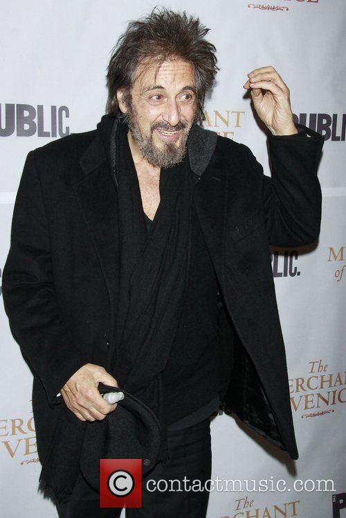 Al Pacino, Celebration and The Merchant Of Venice 9