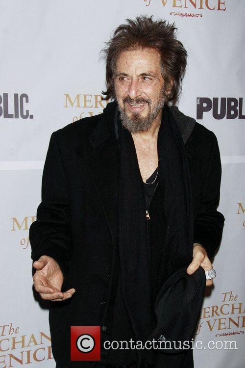 Al Pacino, Celebration and The Merchant Of Venice 9