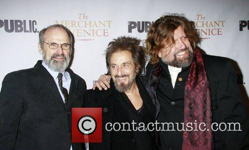 Al Pacino, Celebration, Oskar Eustis and The Merchant Of Venice 5
