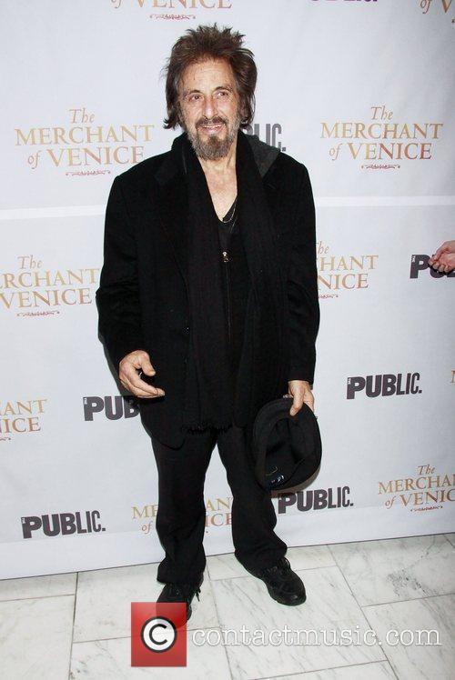 Al Pacino, Celebration and The Merchant Of Venice 10