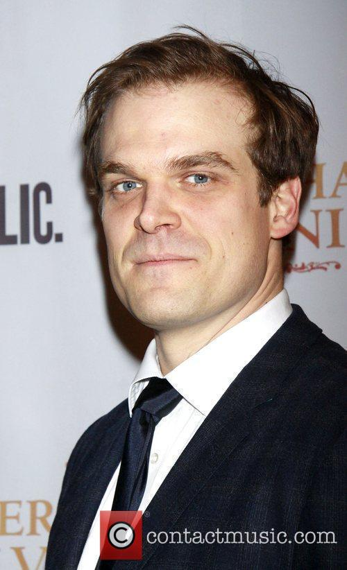 David Harbour, Celebration and The Merchant Of Venice 4
