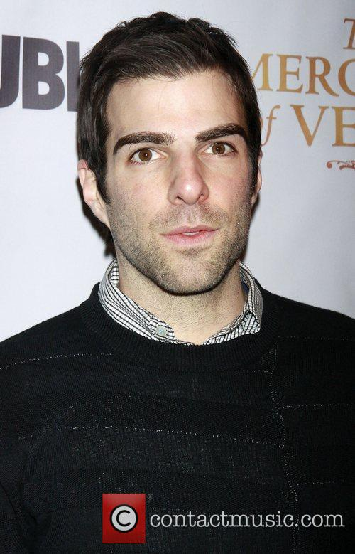 Zachary Quinto, Celebration and The Merchant Of Venice 3