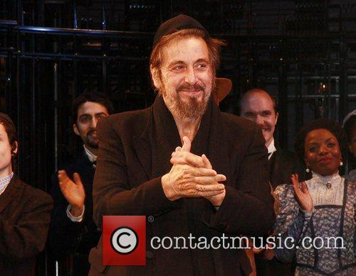 Al Pacino, Celebration and The Merchant Of Venice 6