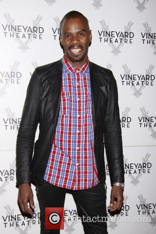 Colman Domingo The opening of the Off-Broadway production...