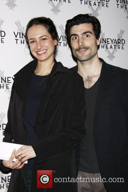 Elisabeth Waterston and Louis Cancelmi  The opening...