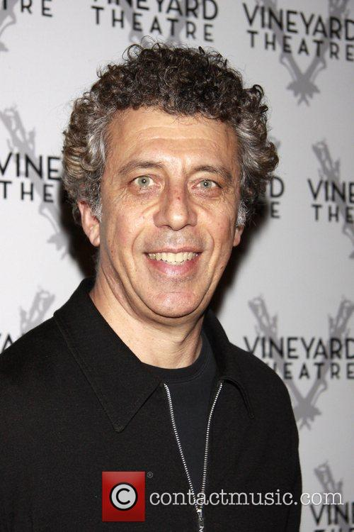 Eric Bogosian  The opening of the Off-Broadway...