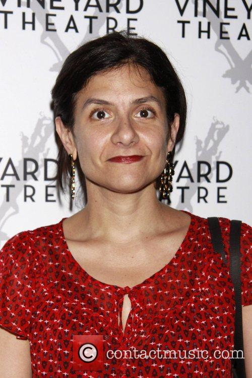 Gina Gionfriddo The opening of the Off-Broadway production...