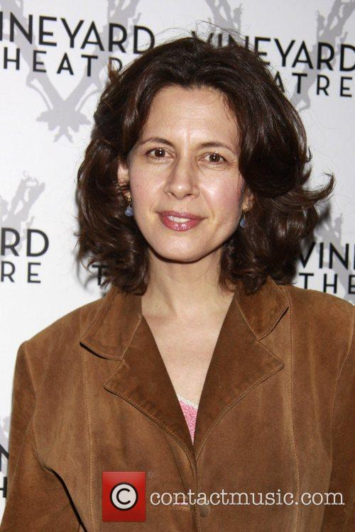 Jessica Hecht  The opening of the Off-Broadway...