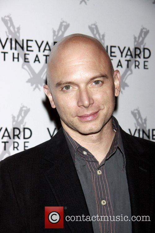 Michael Cerveris  The opening of the Off-Broadway...