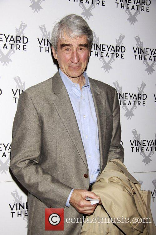 Sam Waterston The opening of the Off-Broadway production...
