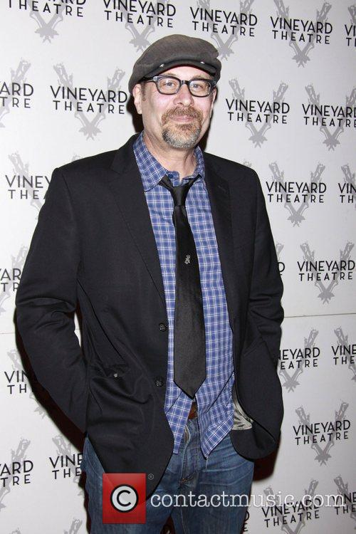 Terry Kinney The opening of the Off-Broadway production...