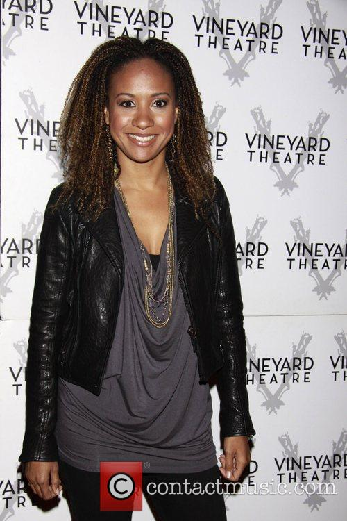 Tracie Thoms The opening of the Off-Broadway production...