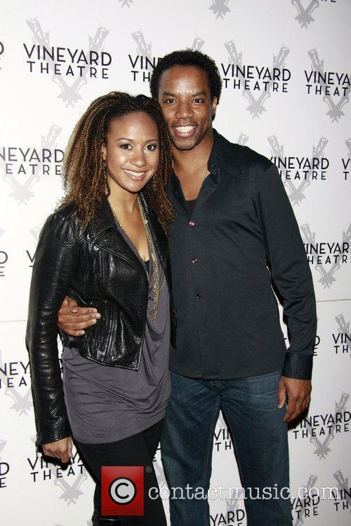 Tracie Thoms and Rodney Hicks  The opening...