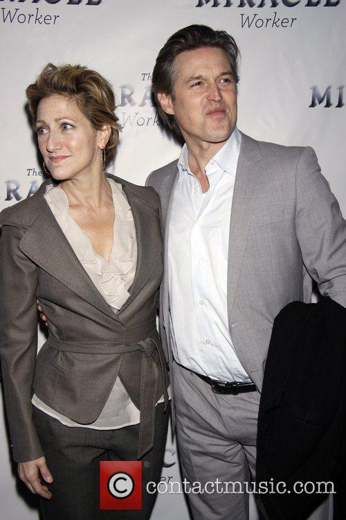 Edie Falco and Bill Sage 2