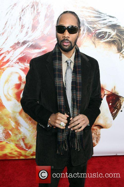Rza, of wu-tang  Special screening of The...