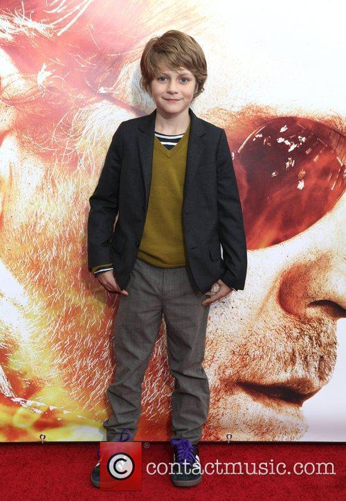 Ty Simpkins Special screening of The Next Three...
