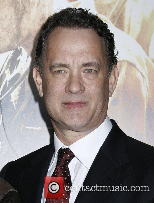 Executive Producer Tom Hanks Los Angeles Premiere of...