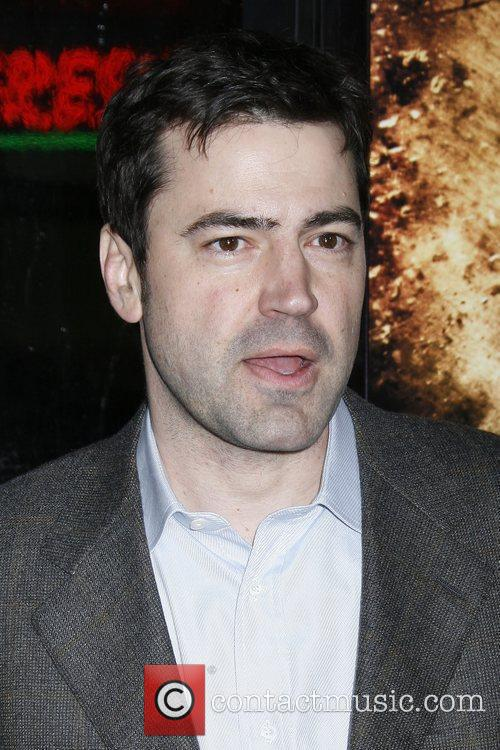Ron Livingston Los Angeles Premiere of HBO's new...