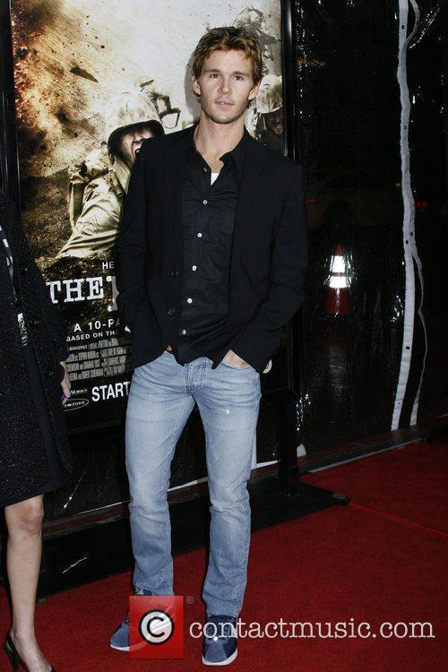 Ryan Kwanten Los Angeles Premiere of HBO's new...