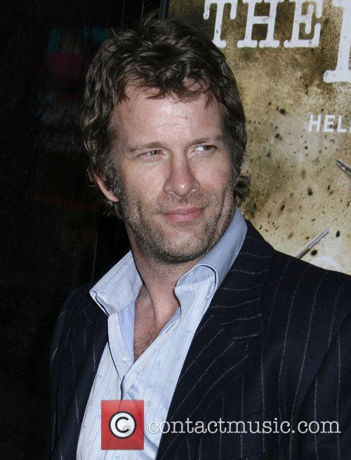 Thomas Jane Los Angeles Premiere of HBO's new...