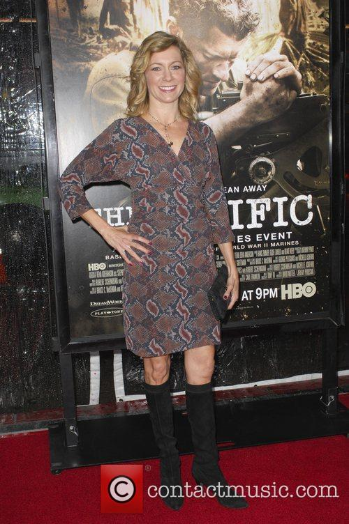 Los Angeles Premiere of HBO's new mini series...