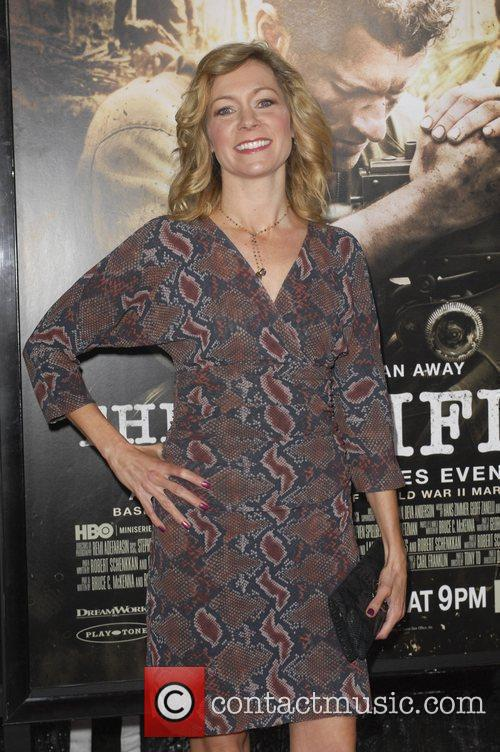 Carrie Preston Los Angeles Premiere of HBO's new...