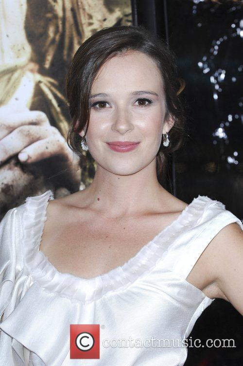 Claire van der Boom Los Angeles Premiere of...