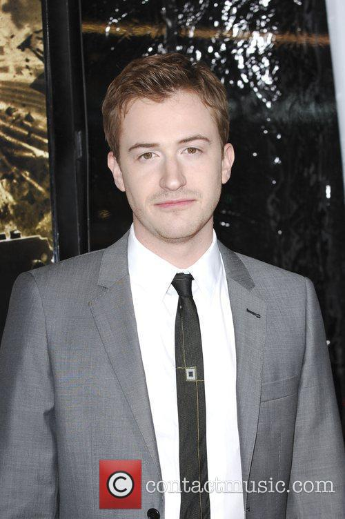 Joseph Mazzello Los Angeles Premiere of HBO's new...