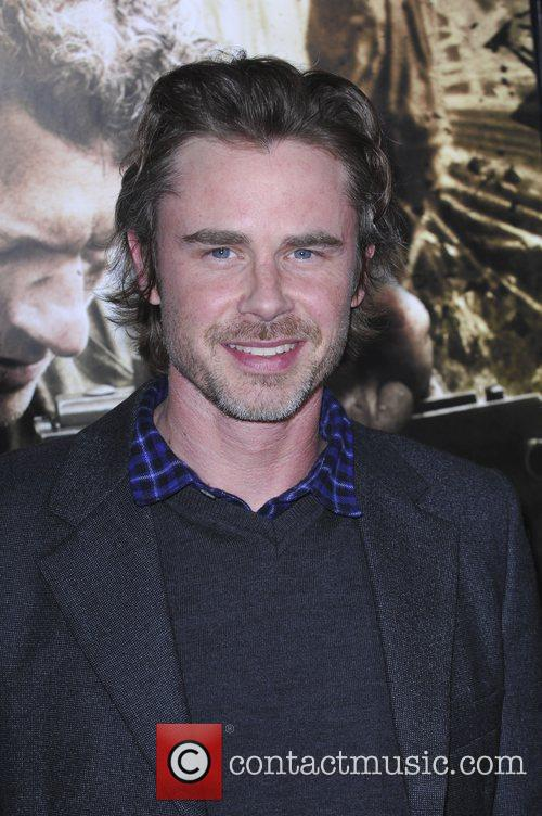 Sam Trammell Los Angeles Premiere of HBO's new...