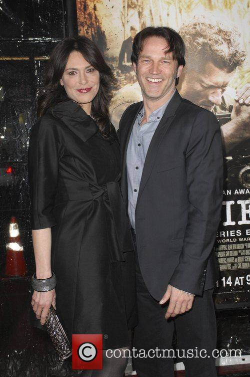 Stephen Moyer and Hbo 2