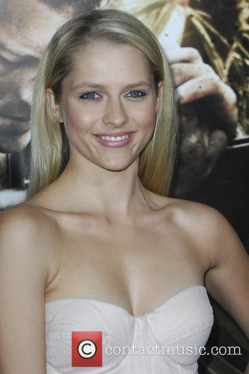 Teresa Palmer Los Angeles Premiere of HBO's new...