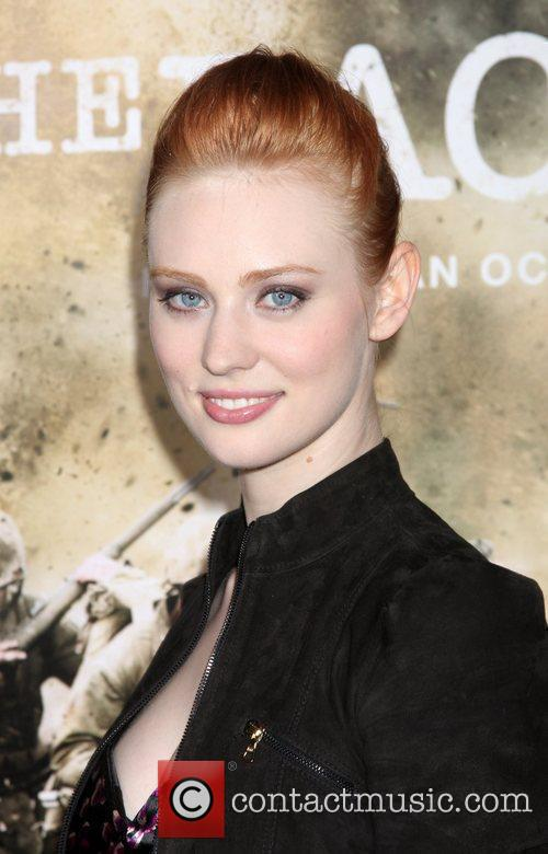 Deborah Ann Woll Los Angeles Premiere of HBO's...