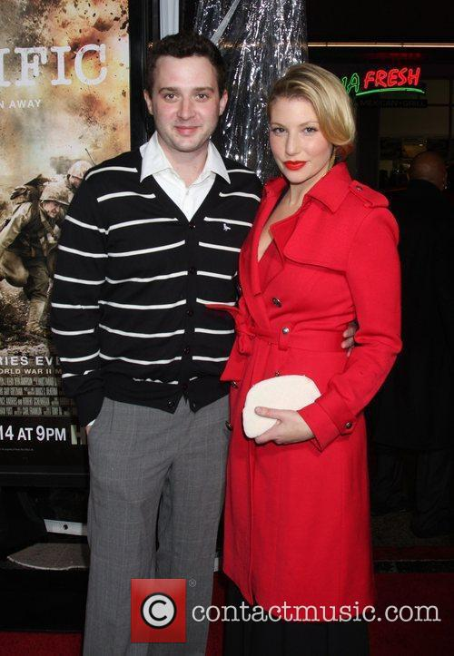 Eddie Kaye Thomas and Actress Ari Graynor...