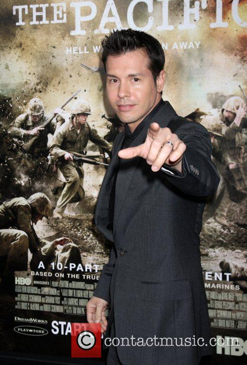Jon Seda and Hbo 4